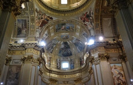 Basilica Sant Andrea della Vale Roma