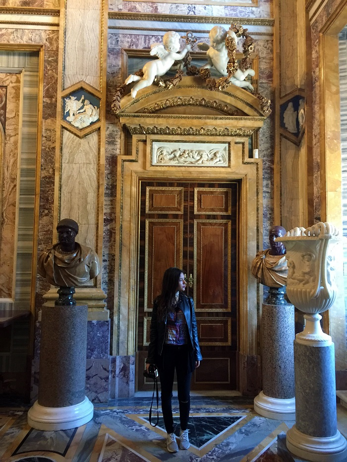 Galeriile Borghese Roma Poze