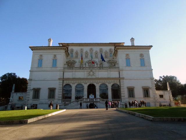 Galeriile Borghese Roma