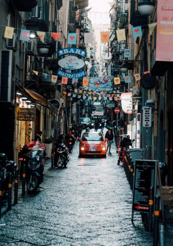 Napoli Motive sa Vizitezi Citybreak
