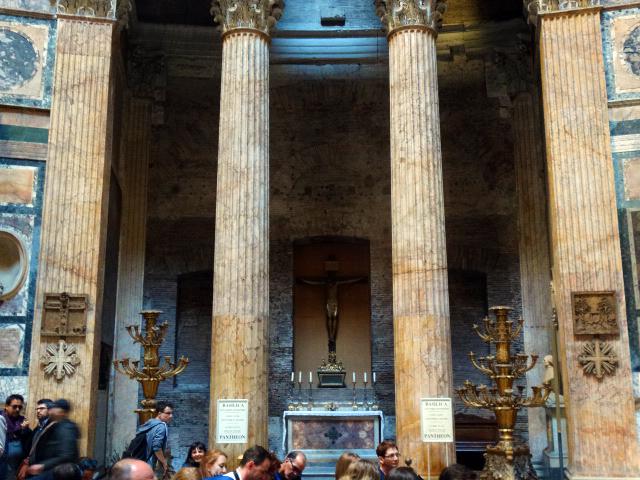 Pantheon Roma Vacanta