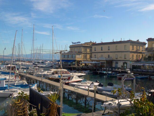 Port Napoli Italia