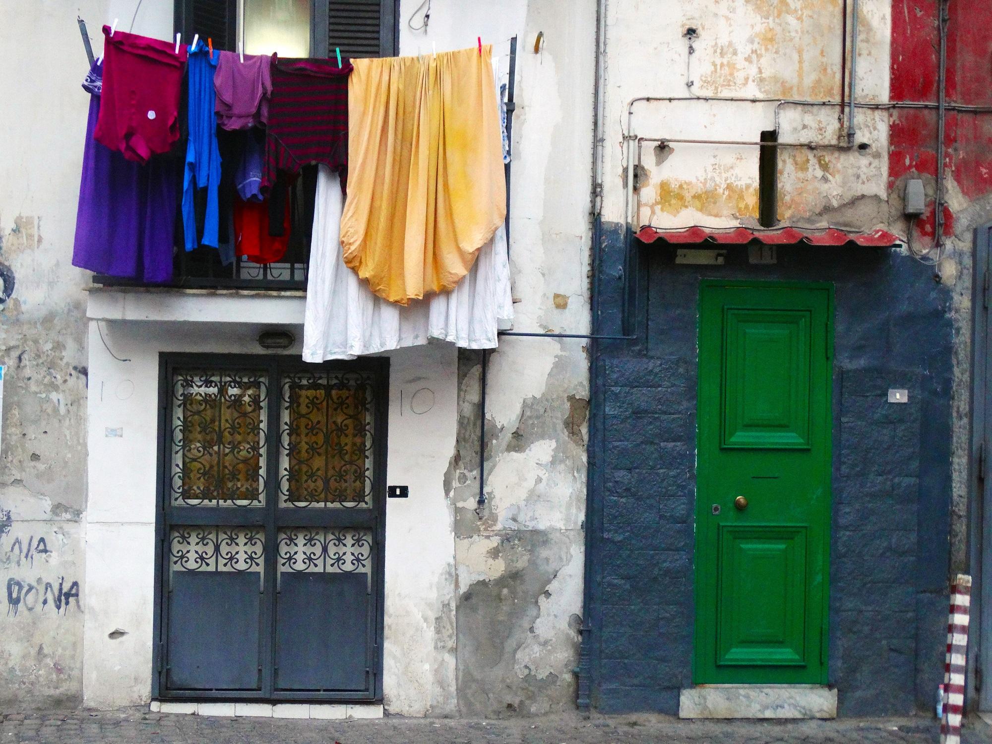 Strazi Napoli Vacanta