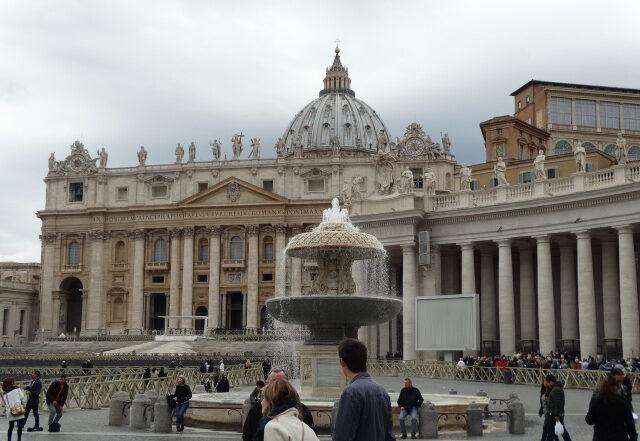 Vatican Catedrala Sf. Petru Roma