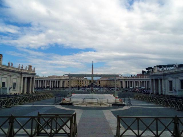 Vatican Roma Vacanta