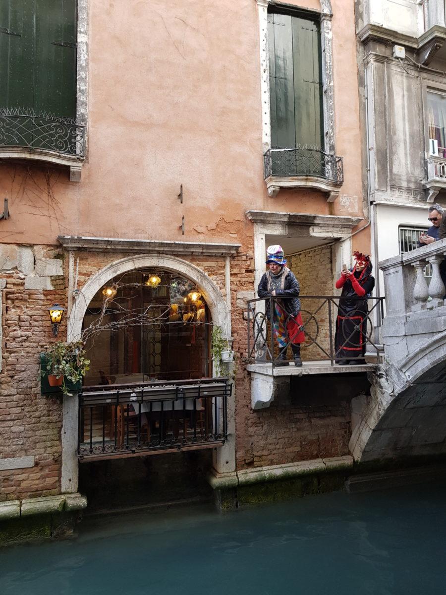Canal Venetia Excursie