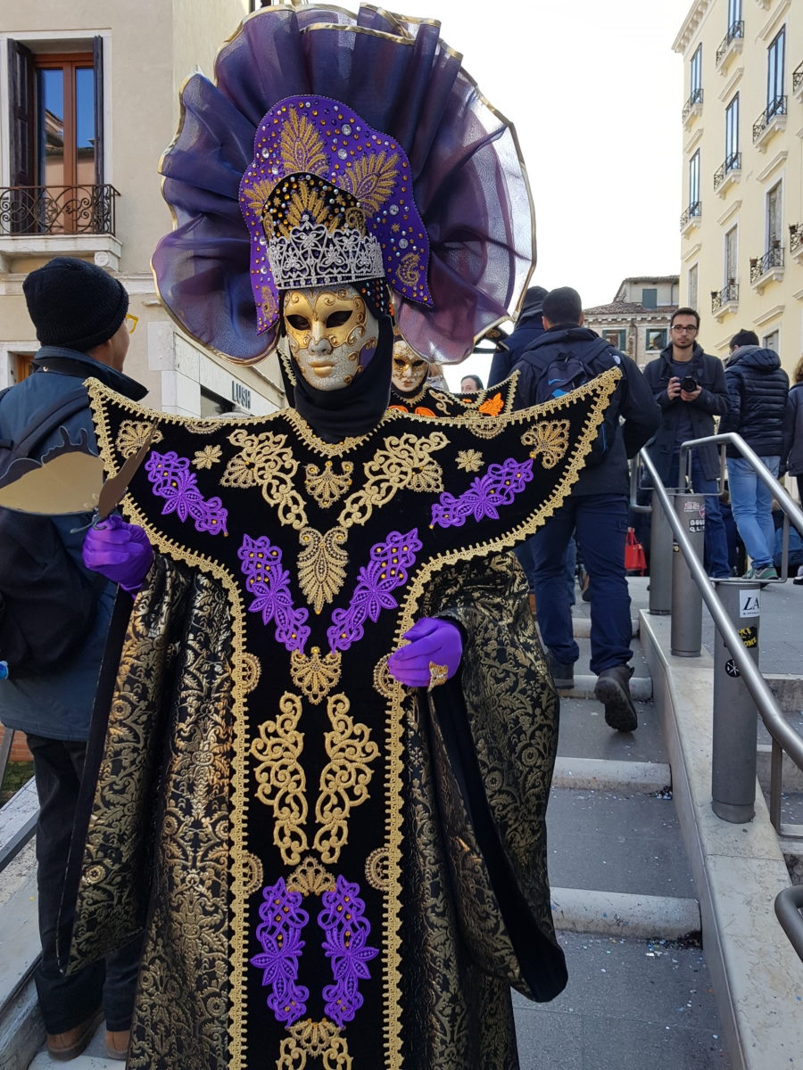 Carnaval Venetia 2018
