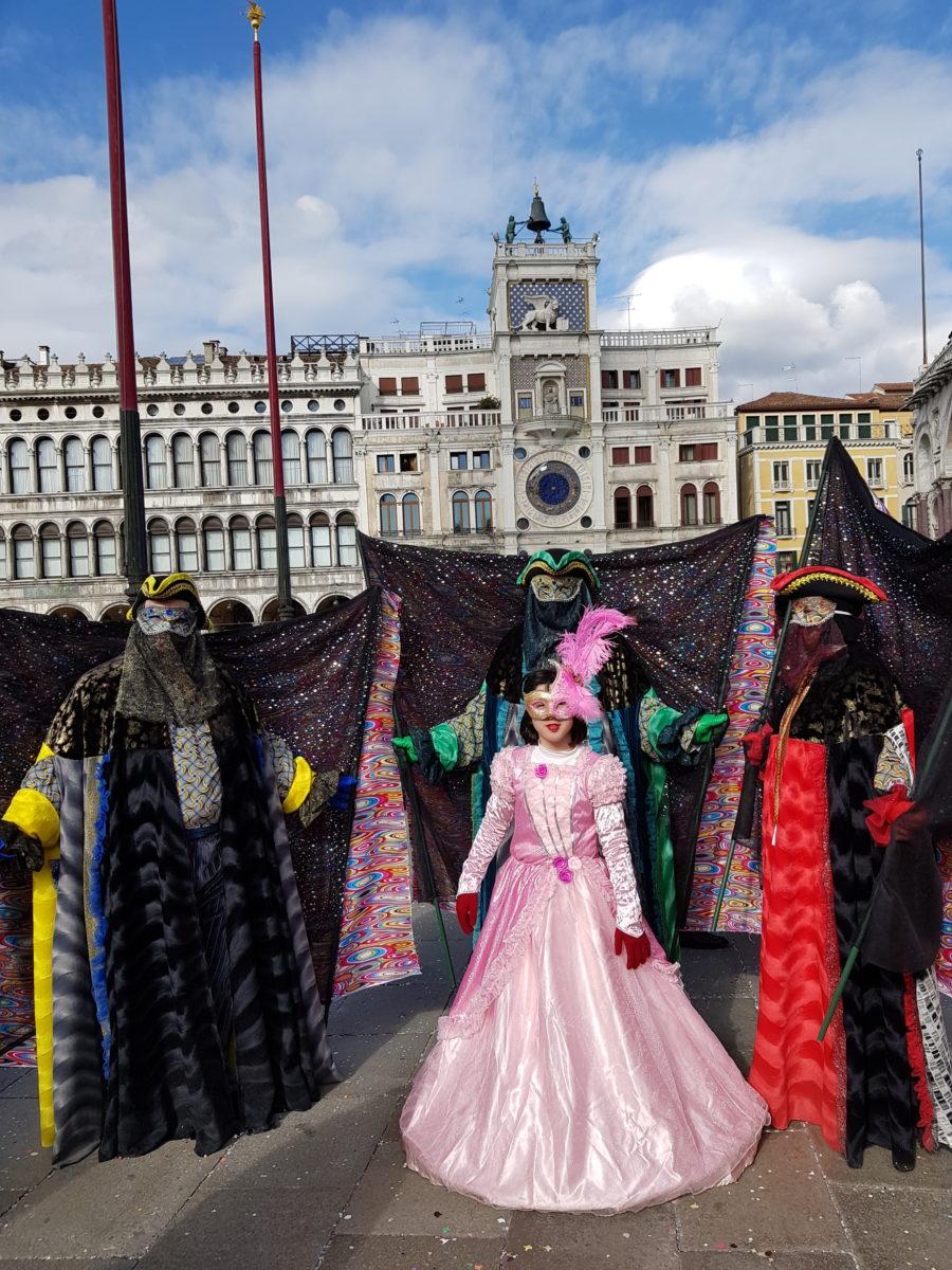 Carnaval Venetia Excursie