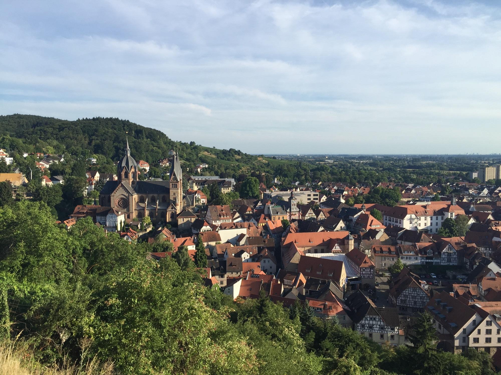 Germania Erasmus Heidelberg
