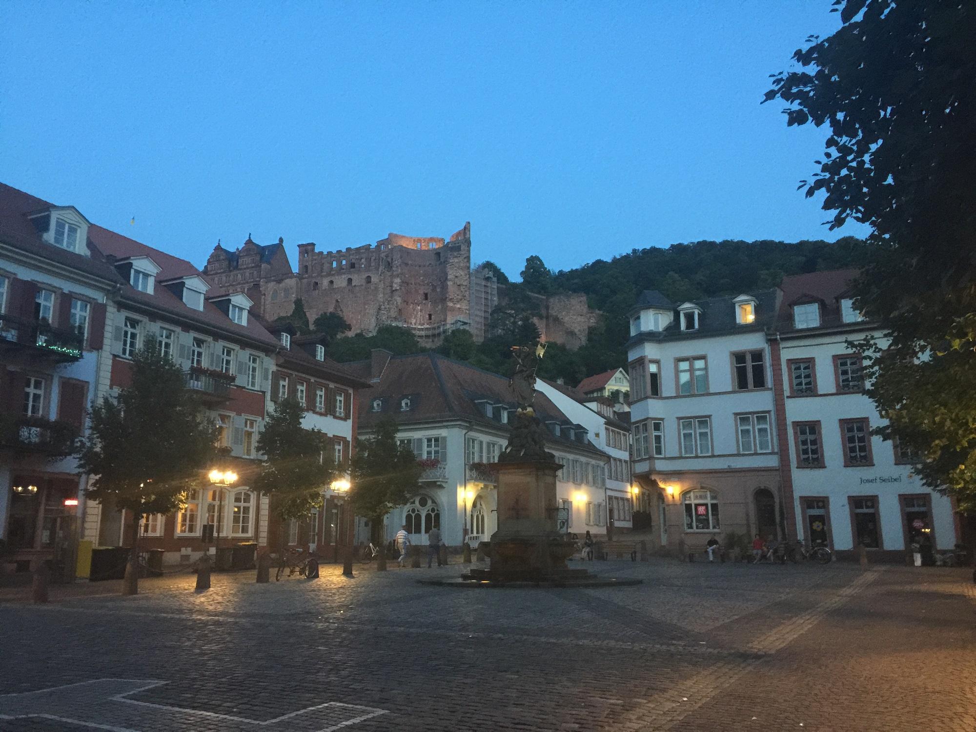 Heppenheim Erasmus Germania