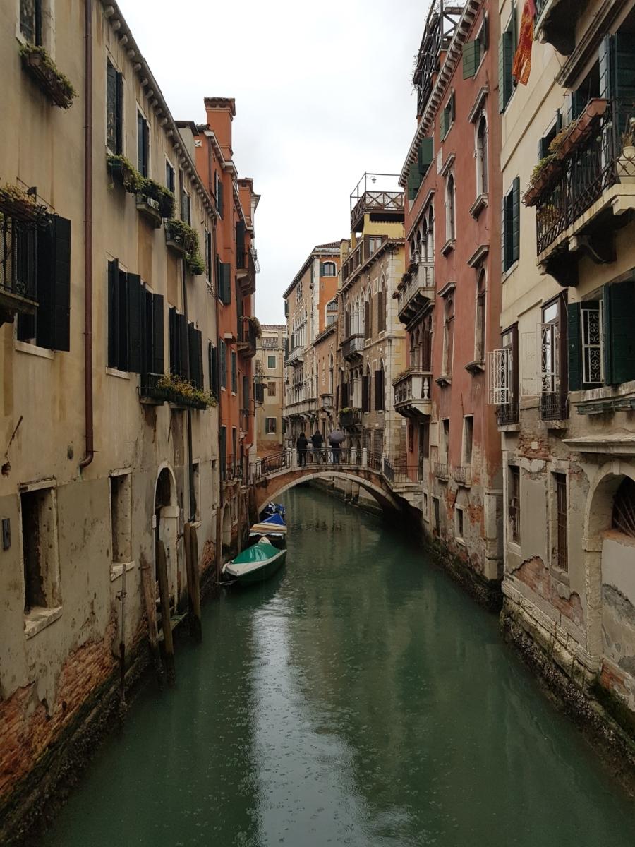 Laguna Venetia Canal