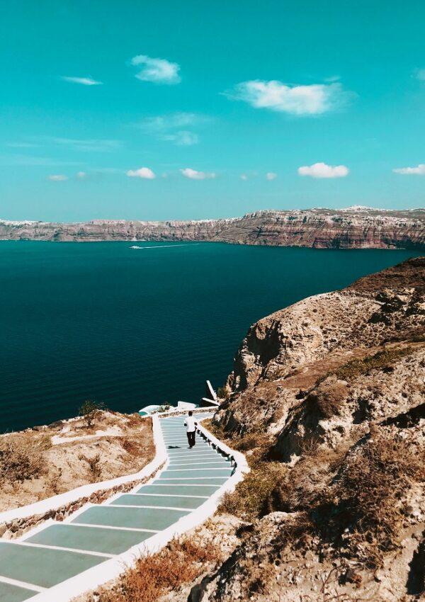 Santorini Ghid Calatorie Vacanta