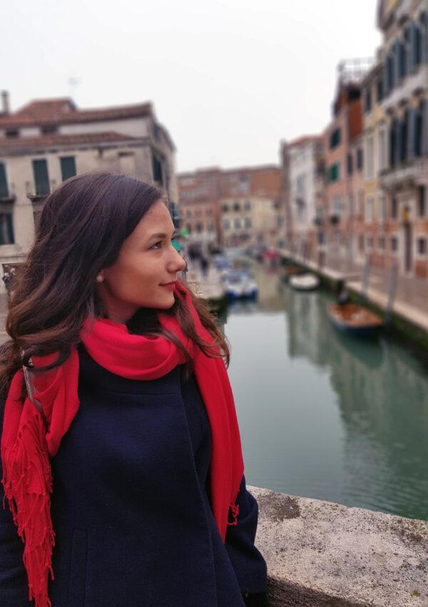 Cum m-a fermecat Venetia din prima zi in care am cunoscut-o?