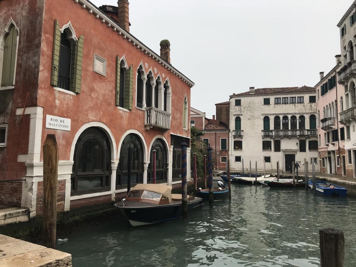 Venetia Laguna Canale