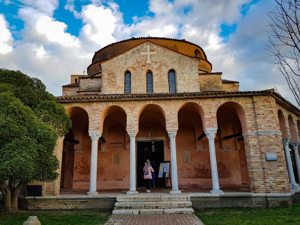 Biserica Torcello Italia
