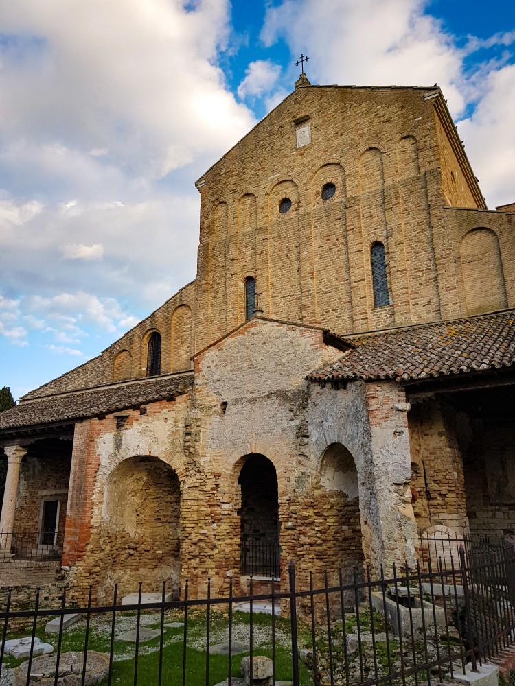 Ghid Biserica Torcello Italia
