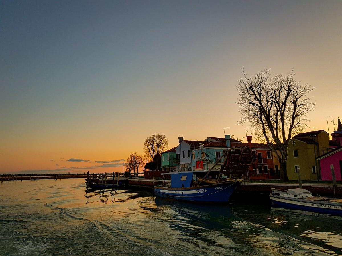 Apus Burano Venetia