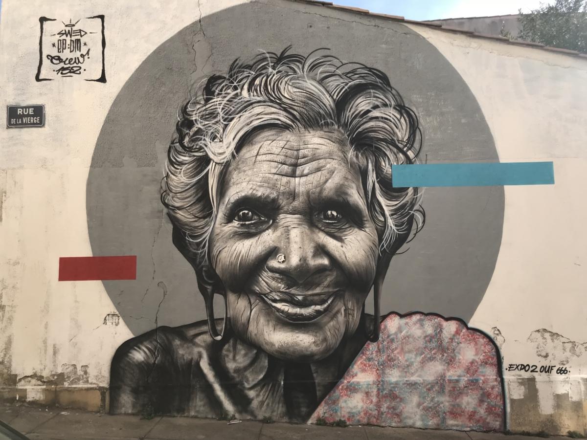 Arta Stradala Graffiti