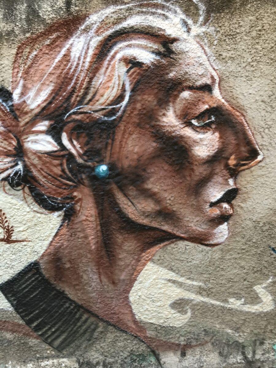 Graffiti Nimes