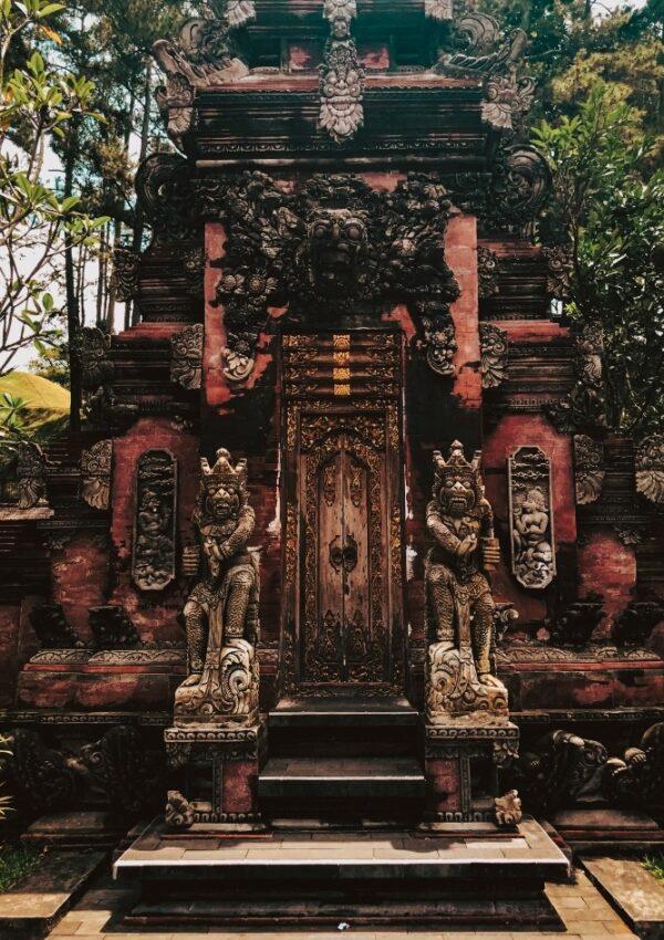 Bali Temple Vizita Insula