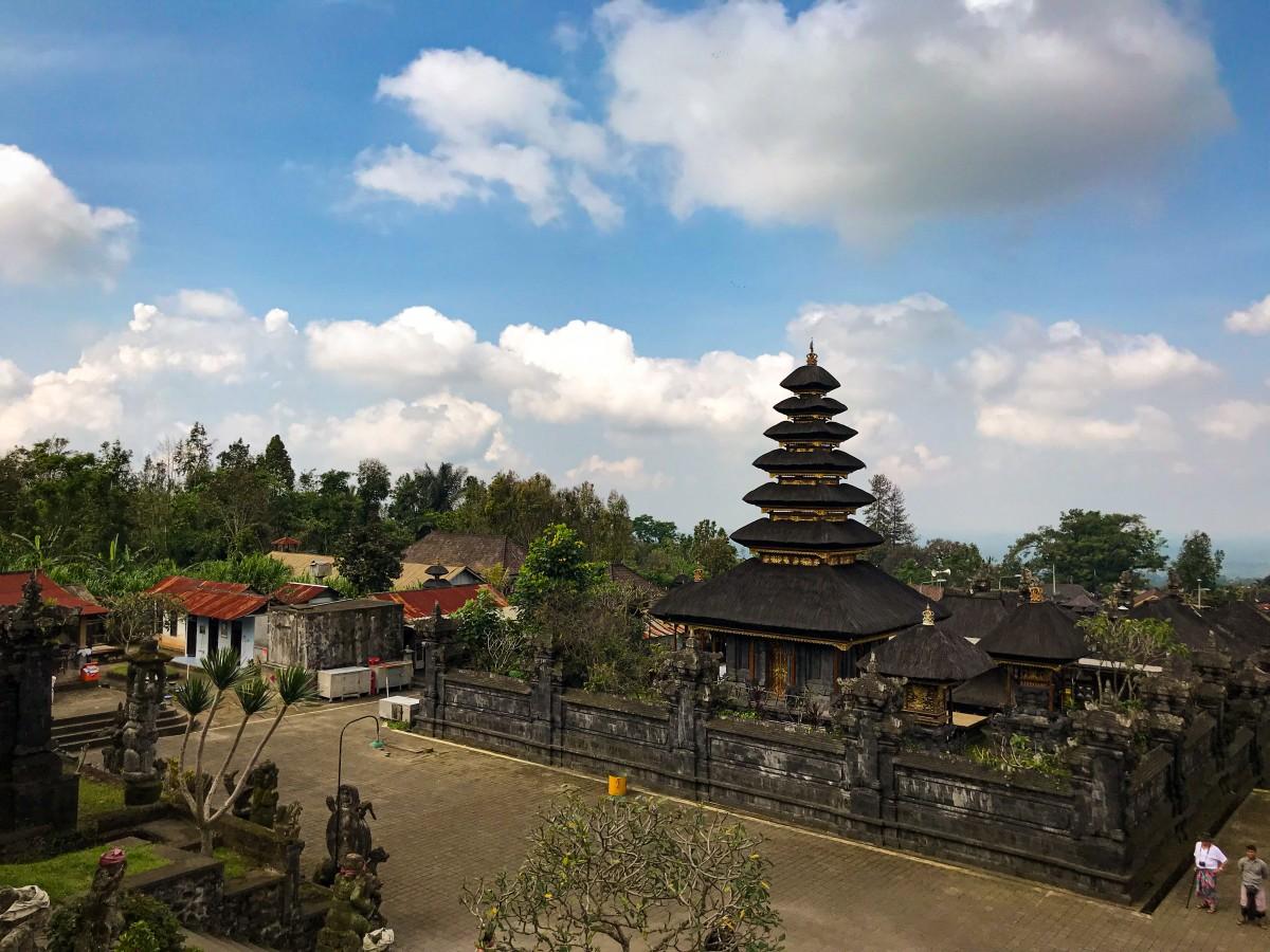 Besakih Bali Templu