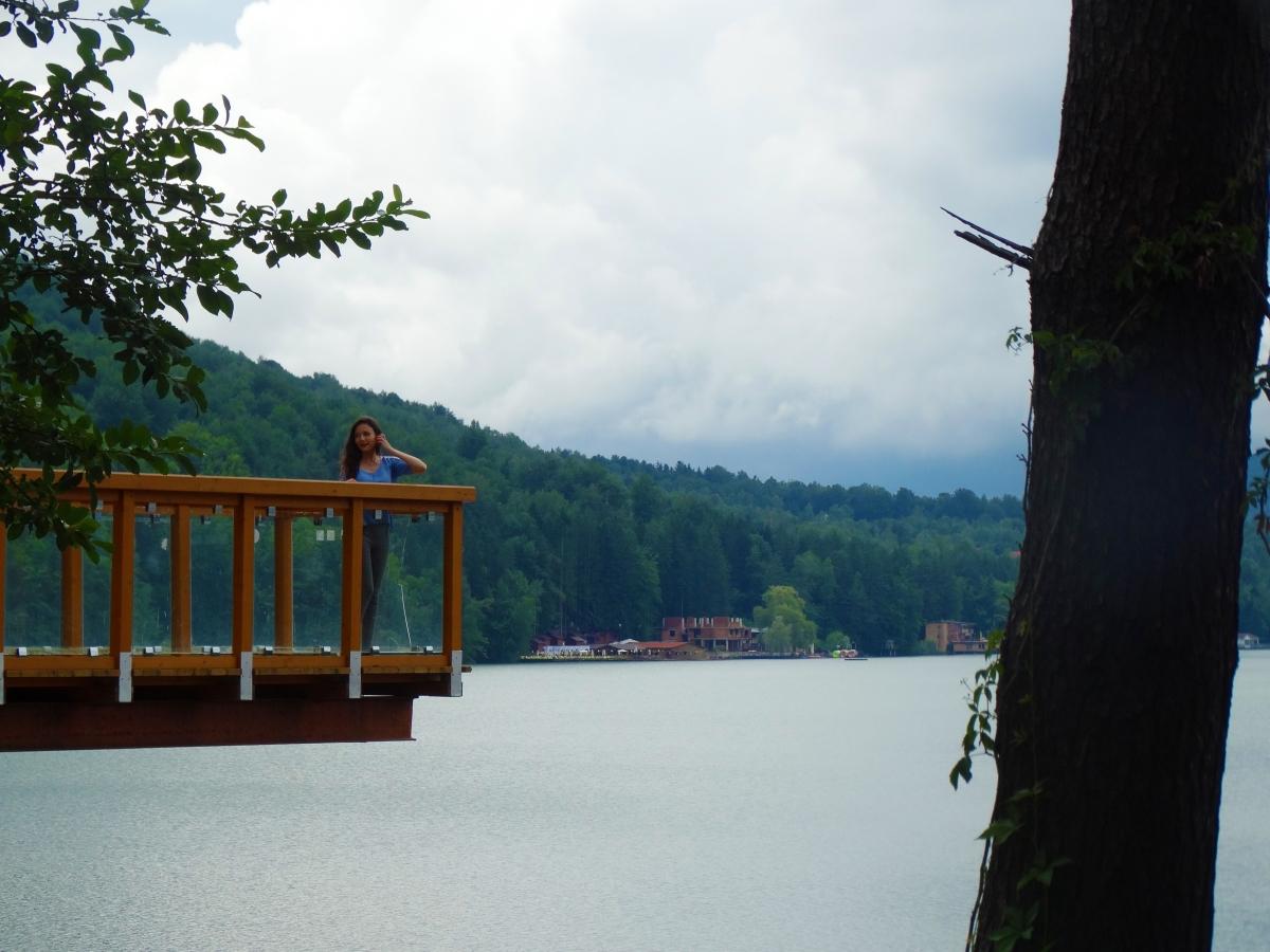 Casa Ponton Baraj Valiug Lac
