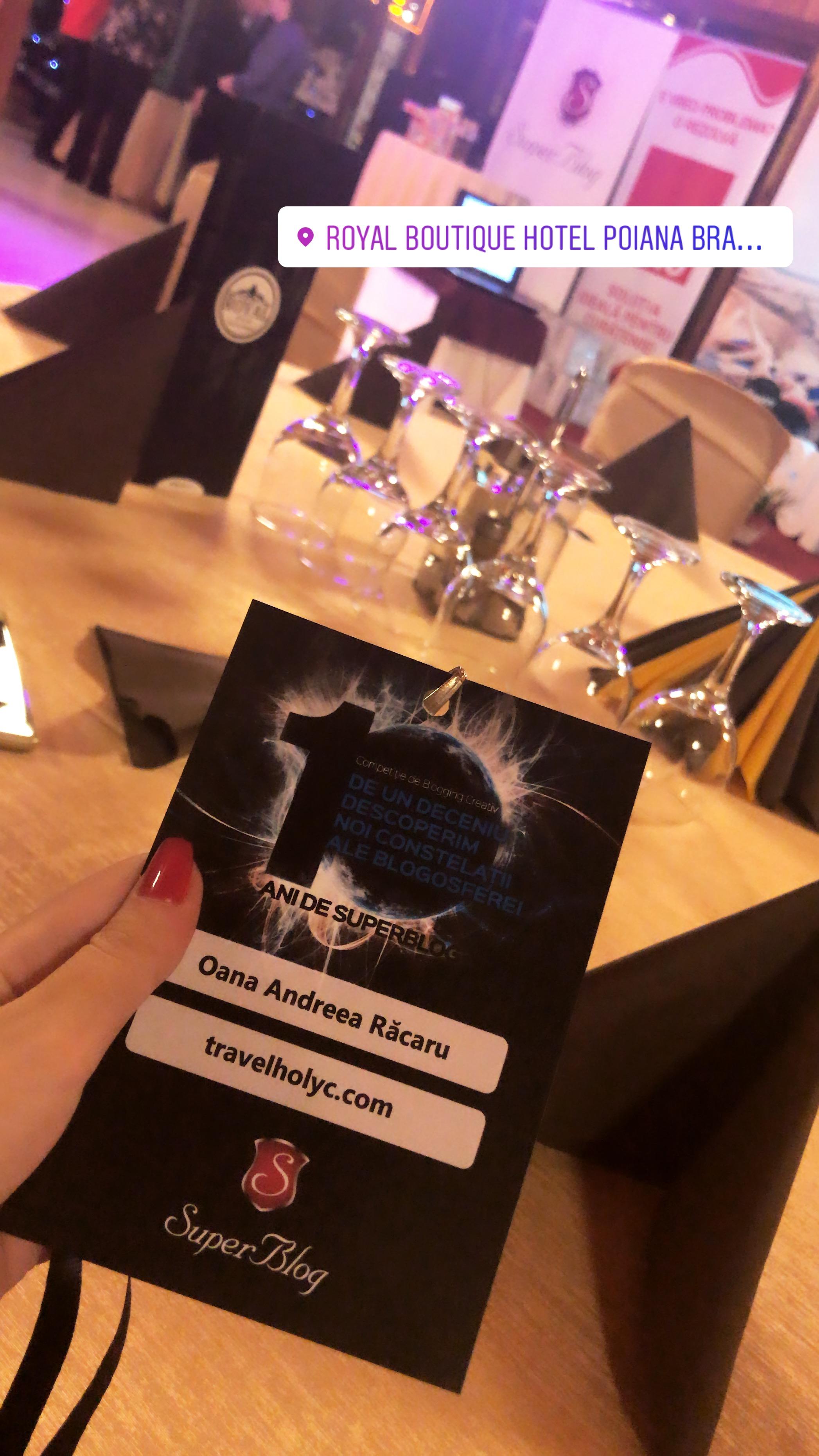 Superblog 2018 Premii