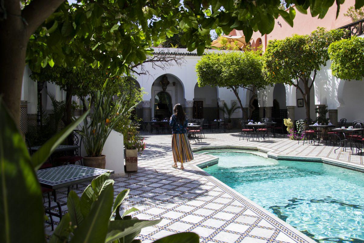 Maroc Marrakech Ghid