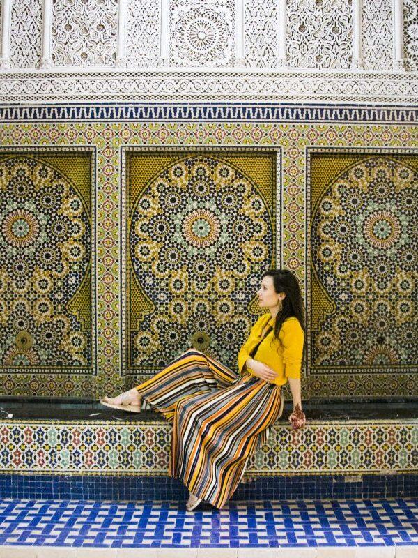 Mozaicuri Marrakech