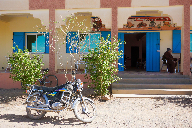 Strazi Maroc Marrakech Ghid
