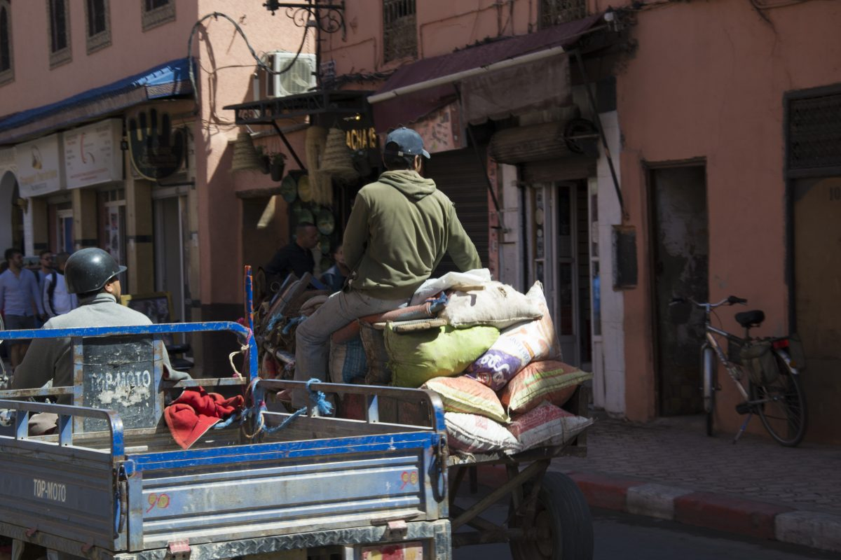 Strazi Marrakech