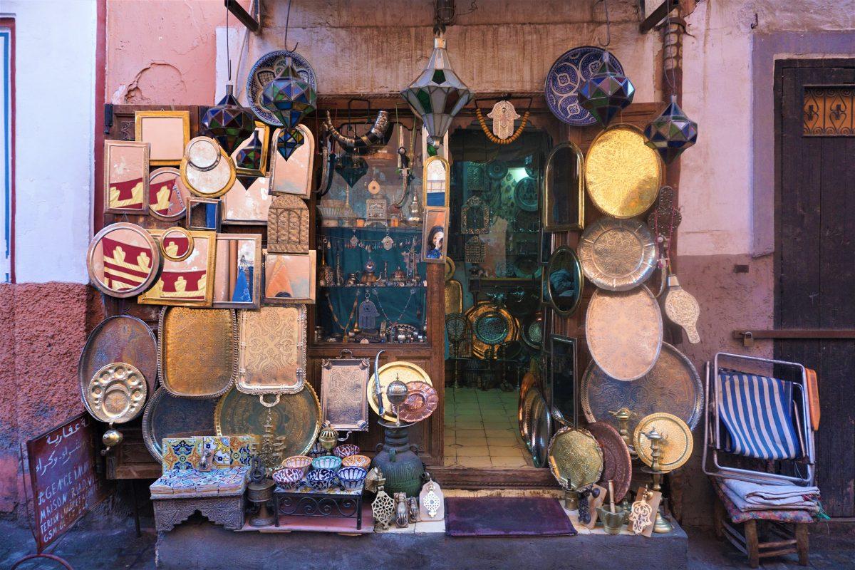 Targ Olarie Maroc