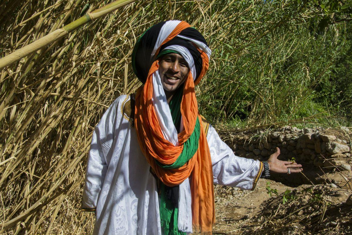 Tuareg Ghid Maroc