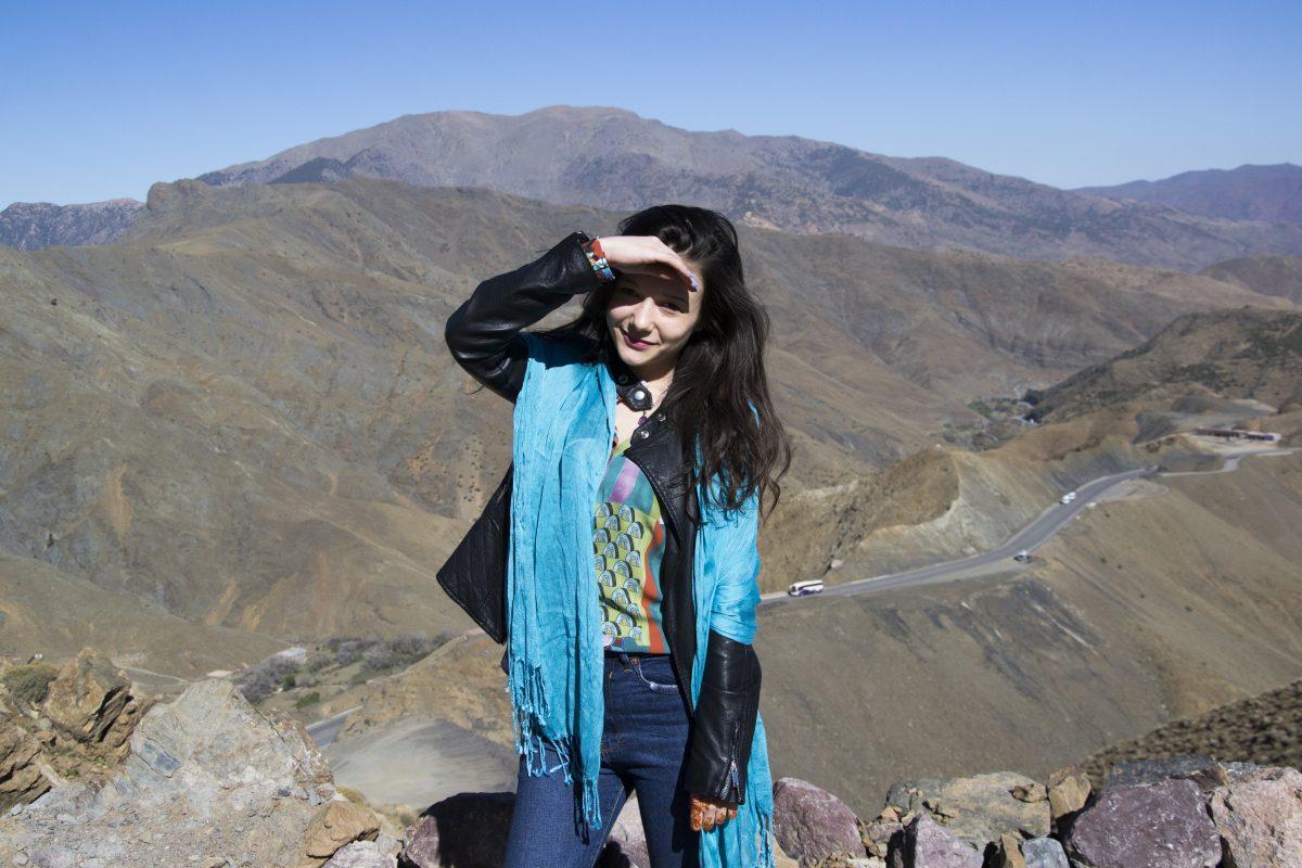 Turist Maroc