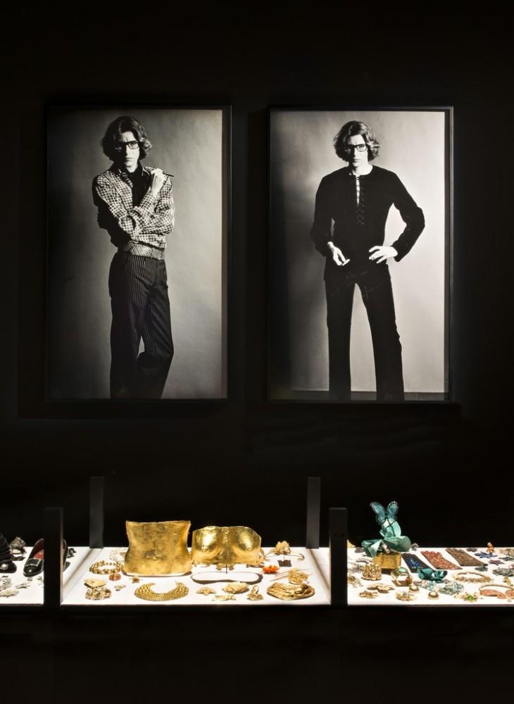 Modele Yves Saint Laurent