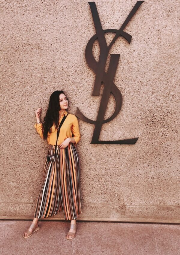 Muzeul Yves Saint Laurent din Marrakech, perfect pentru pasionatii de moda si nu numai!