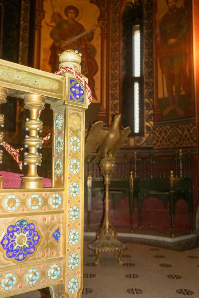 Manastire Interior