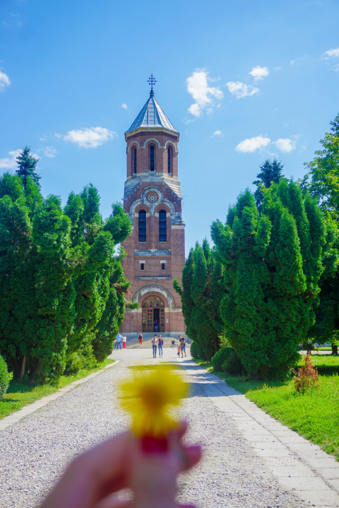 Manastirea Curtea Arges Poze