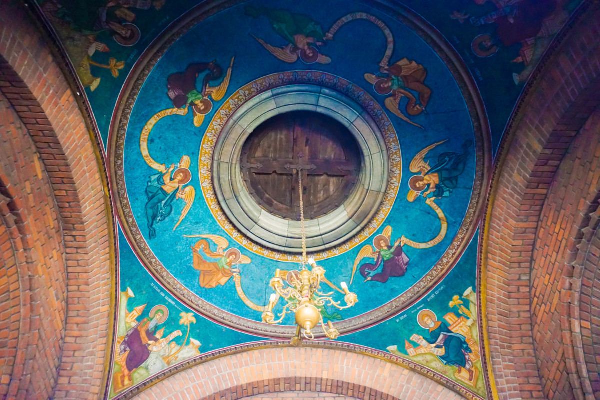 Pictura Manastire