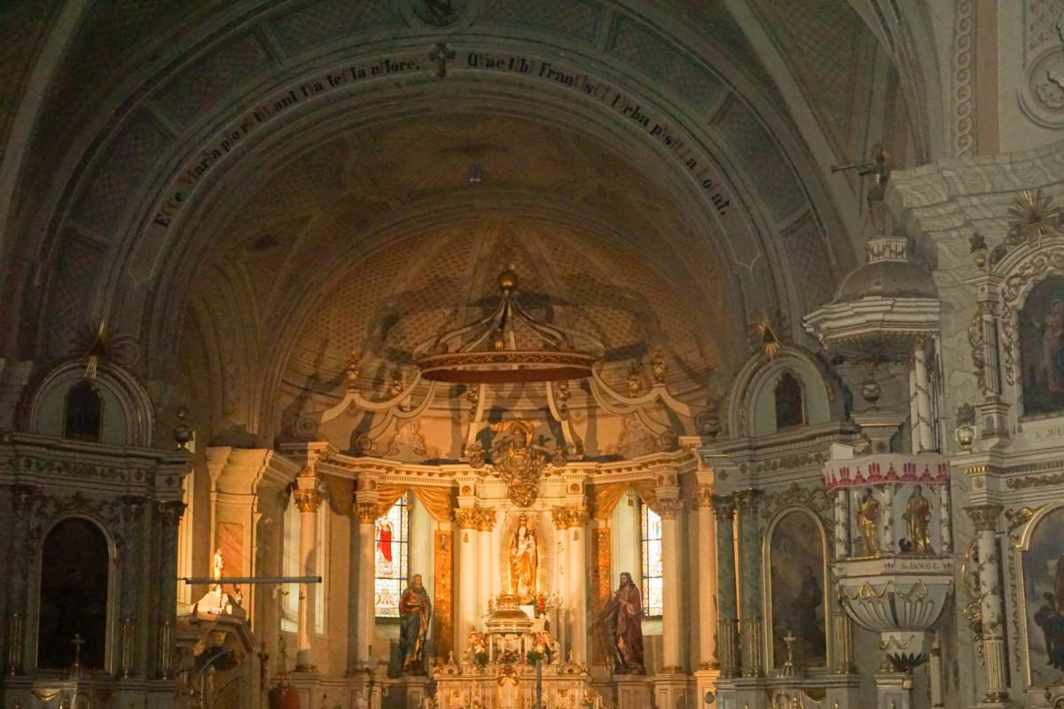Catedrala Franciscana Poze