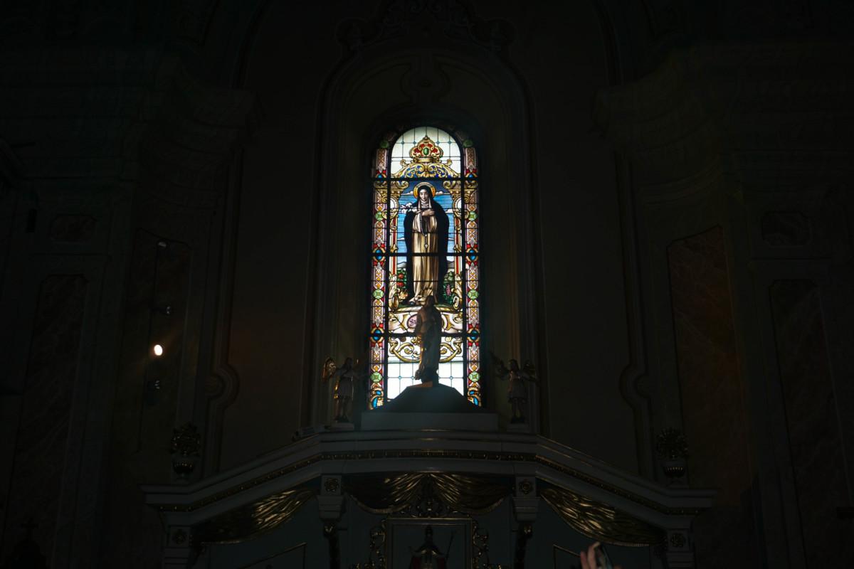 Geam Catedrala