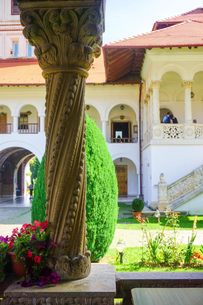 Manastire Constantin Brancoveanu Poze