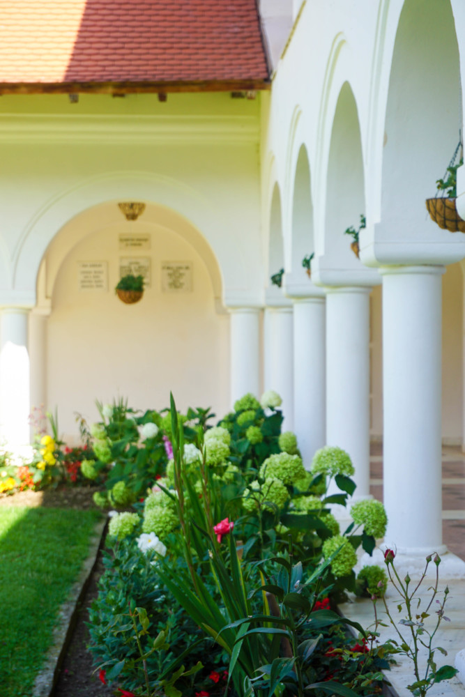 Manastire Flori Sambata
