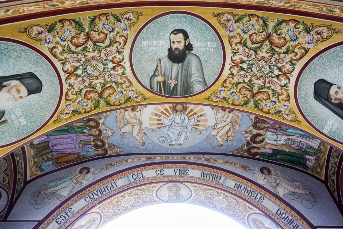Manastire Iconografie