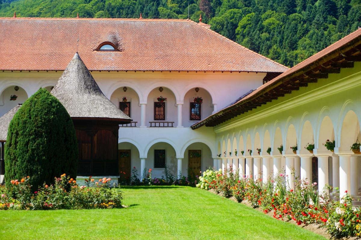 Manastirea Constantin Brancoveanu