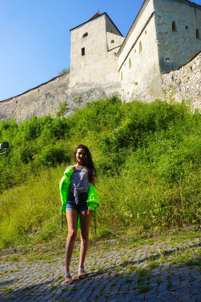 Poze Cetatea Rasnov