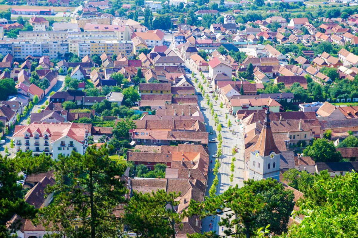 Rasnov Panorama