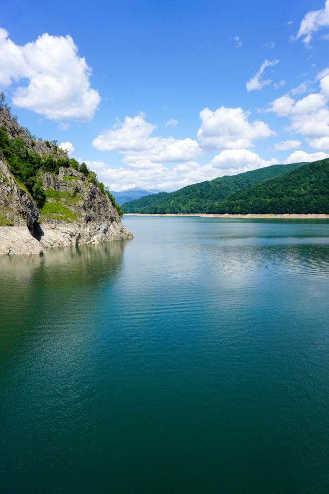 Vidraru Lac Munti