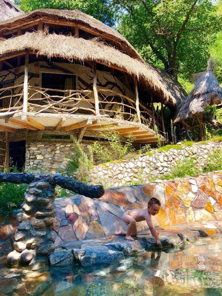 Cabana Stone Garden Cazare