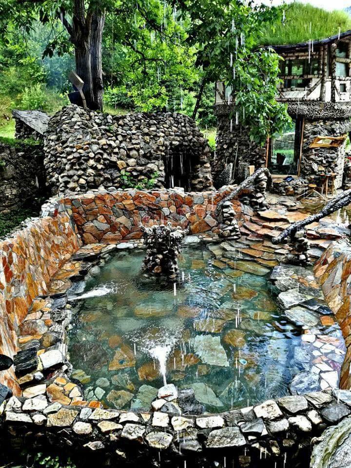 Cabana Stone Garden Poze